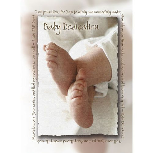 Baby Dedication Certificate - Baby Feet Dedication Certificates - baby dedication certificate