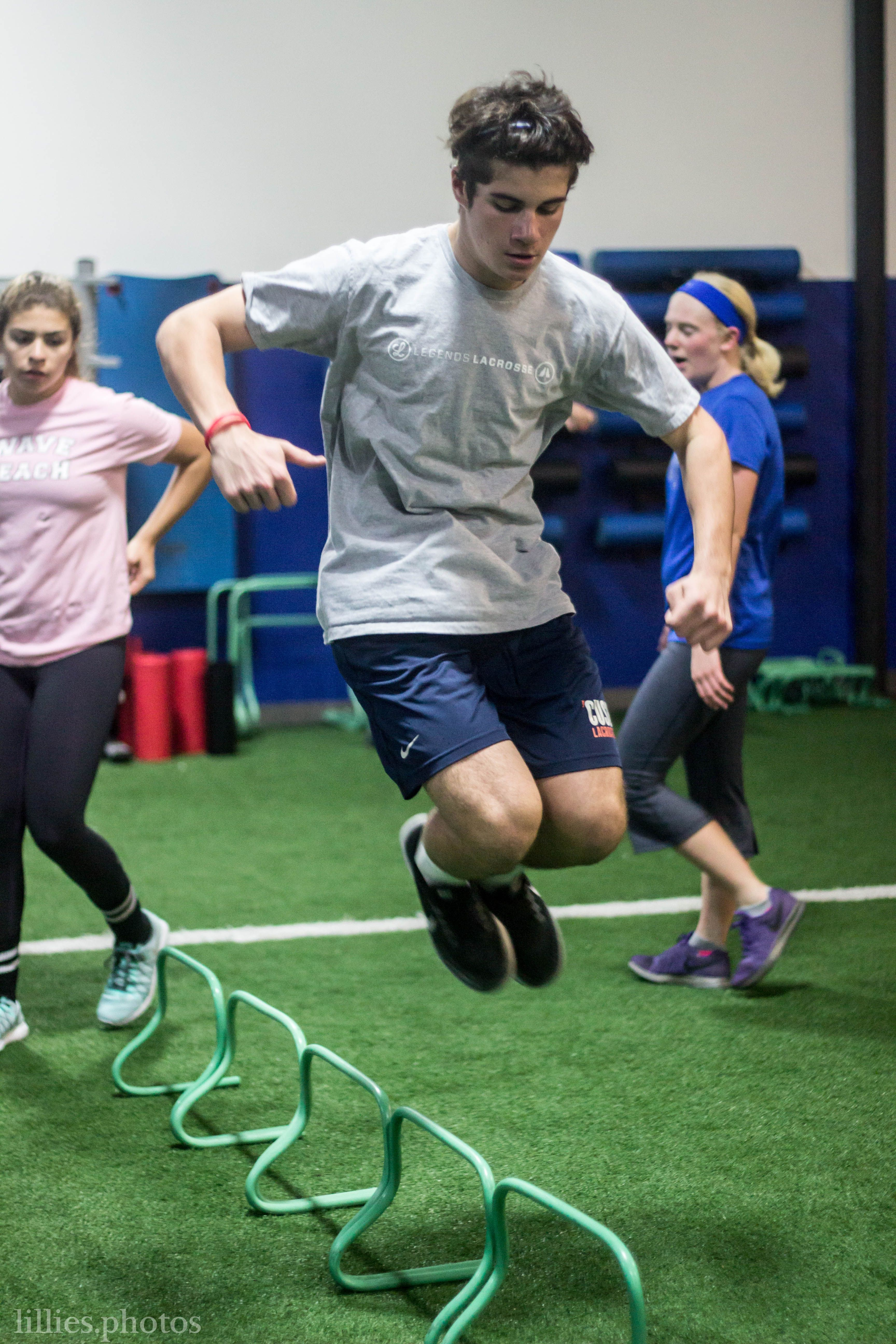 Multidirectional hops are excellent for injury prevention
