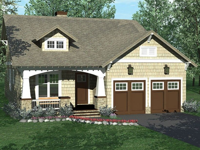 Craftsman Style House Plan 3 Beds 2 5 Baths 2029 Sq Ft Plan 453 612