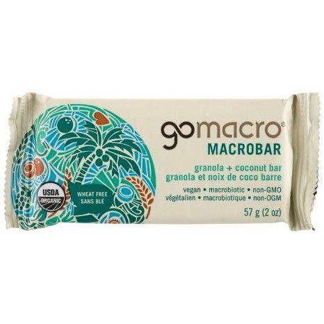 GoMacro Granola + Coconut Bar - Mountain Equipment Co-op (MEC). Free Shipping Available.