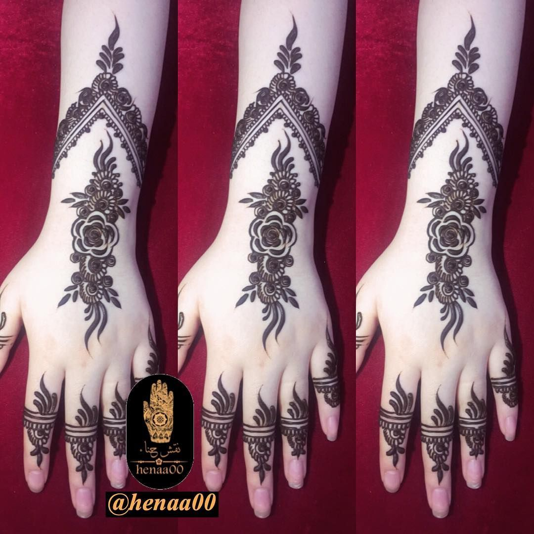 Pin By قطرة ندى On Henna Designs Henna Designs Hand Henna Hand Tattoo Hand Henna