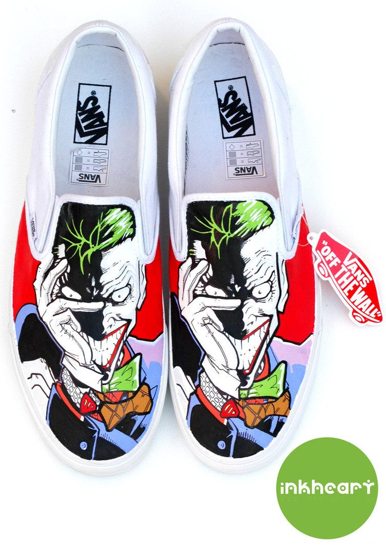 d4654962a46 The Joker on my all time favorite shoes | my favorite bad guy the ...