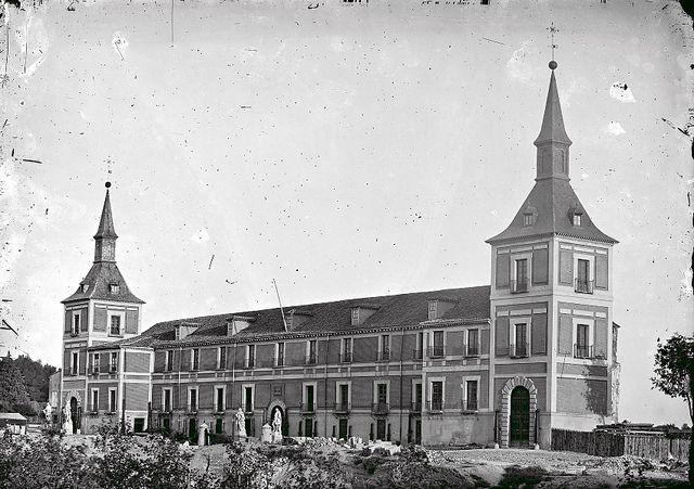 Museo de Artilleria.  1870