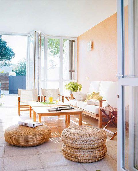 decorar tu apartamento de playa con estilo casas de On decorar apartamento pequeno playa