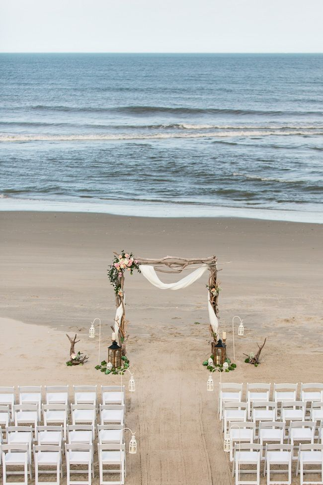 Beach Wedding Arch Ideas | Unique Beach Wedding Ceremony Arches