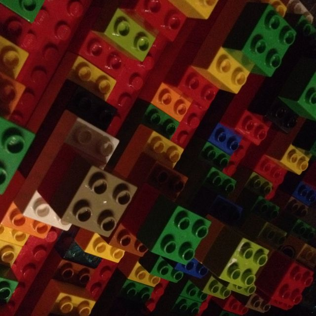 Lost in Lego...