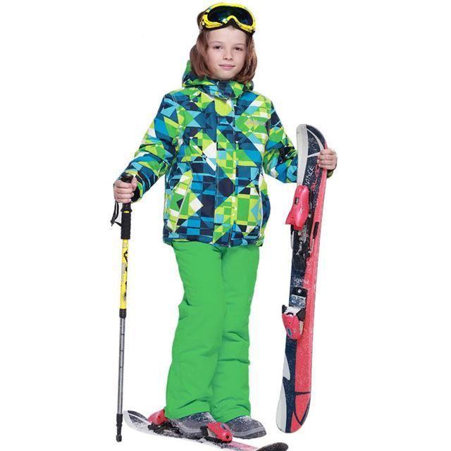 a002e6bc5 DETECTOR Kid's Ski Suit | Kids Snow Gear | Pinterest | Jackets ...
