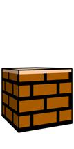 Brick Block Cubeecraft Free Papercraft Toys Cube Paper Crafts Crafts