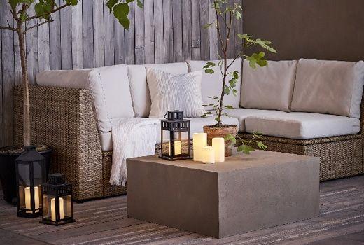 Outdoor Lounge Furniture Settings Buy Online Instore Ikea Ikea Outdoor Outdoor Lounge Furniture Ikea Lounge