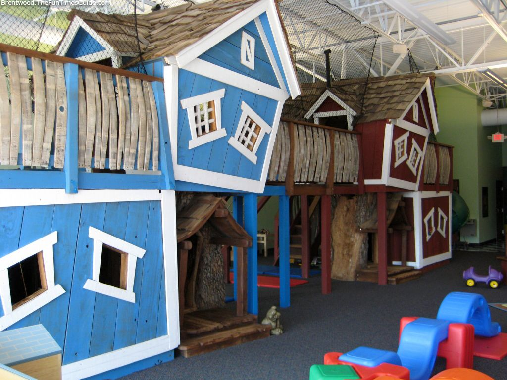 Kids Treehouse Inside the monkey's treehouse: tons of fun for nashville kids! | indoor