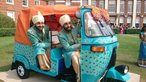 Tuk Wedding Hire