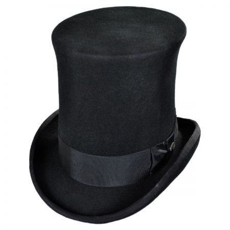 available at  VillageHatShop. Scala Victorian Tall Top Hat ... e702d63af43