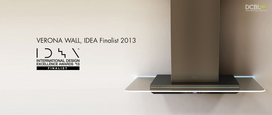 Verona Wall IDEA Finalist. Glass Canopy! Not that excited by the ambient lights but love the glass.