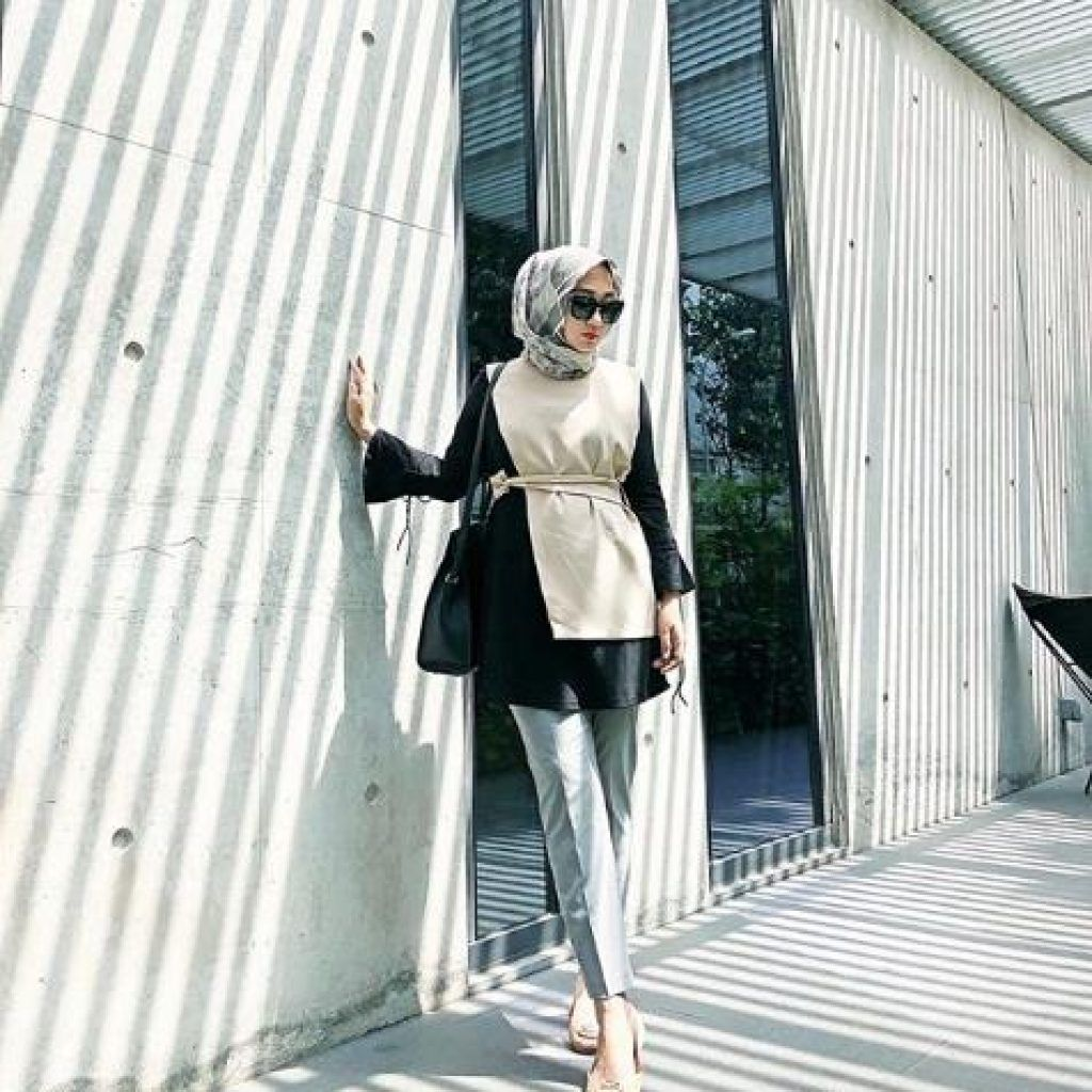 49 Model Baju Muslim Ala Dian Pelangi Modern 2018 49 Model Baju