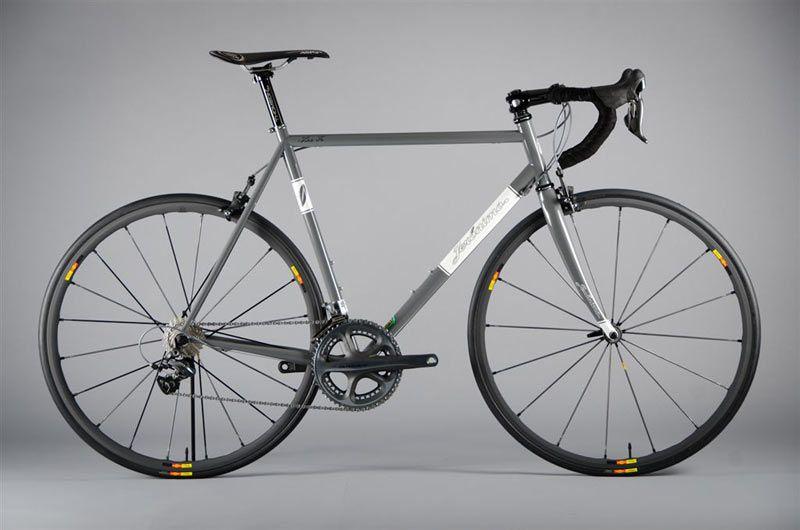 Jeronimo-Fe-Reynolds-853-steel-Czar-road-bike | Bicycles | Pinterest ...