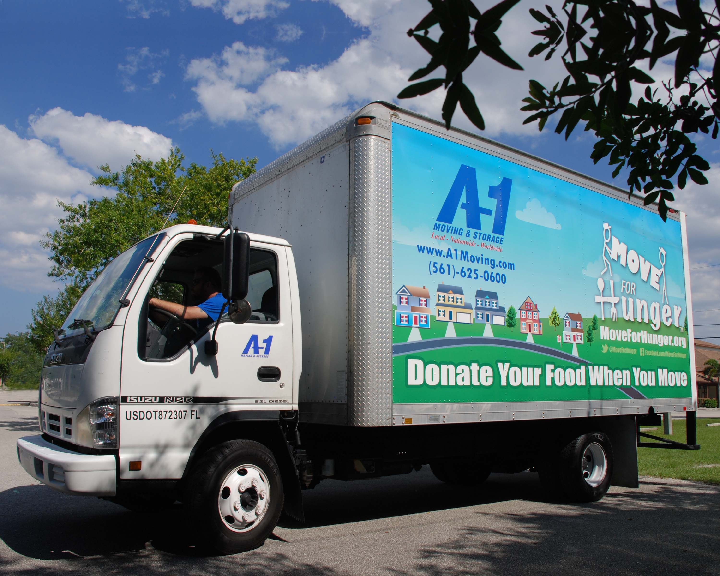 A 1 Moving And Storage Donated Transportation Help To