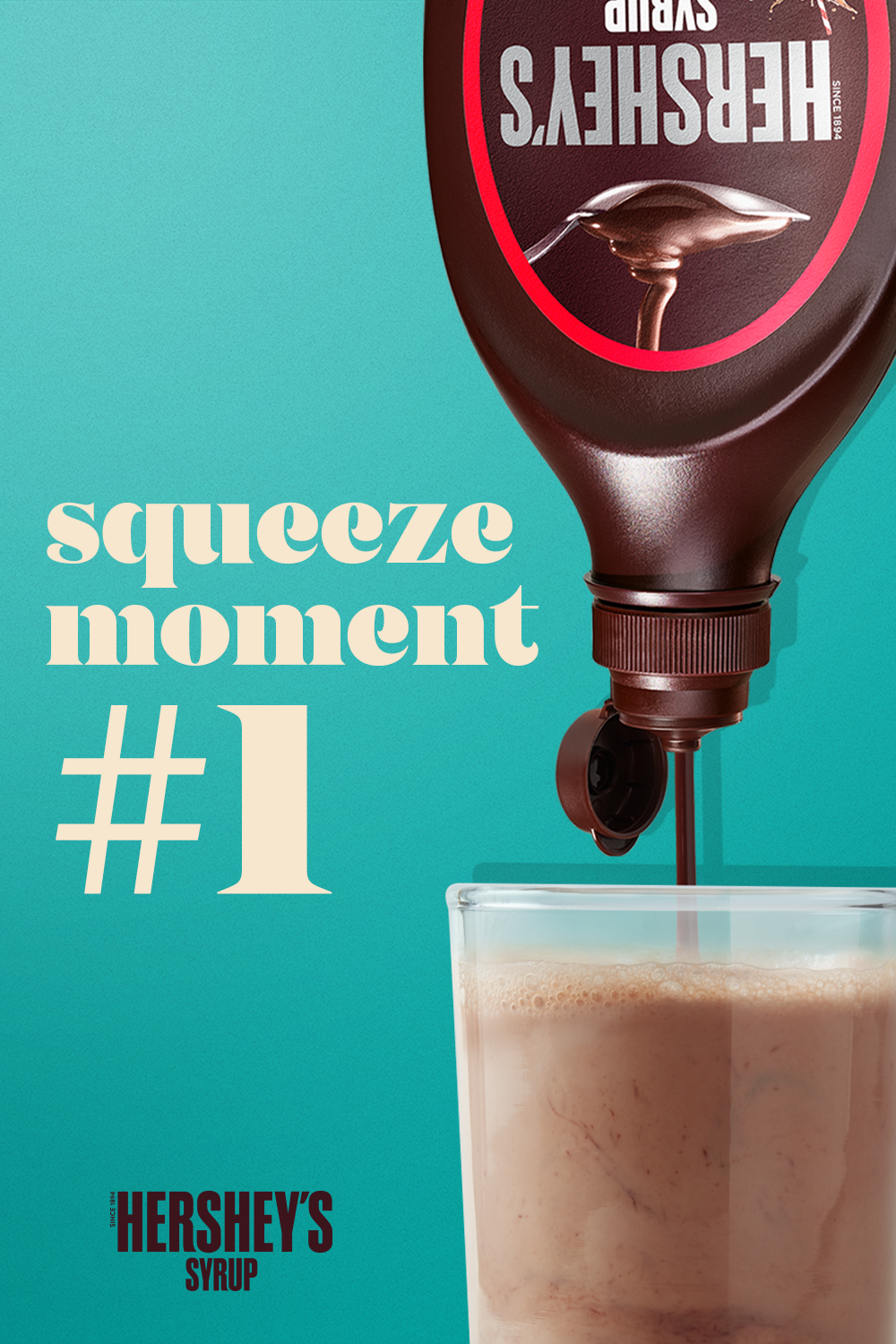 Stir Up Something Special With Hershey S Syrup Chocolate Syrup Hershey Syrup Smoothie Recipes Healthy