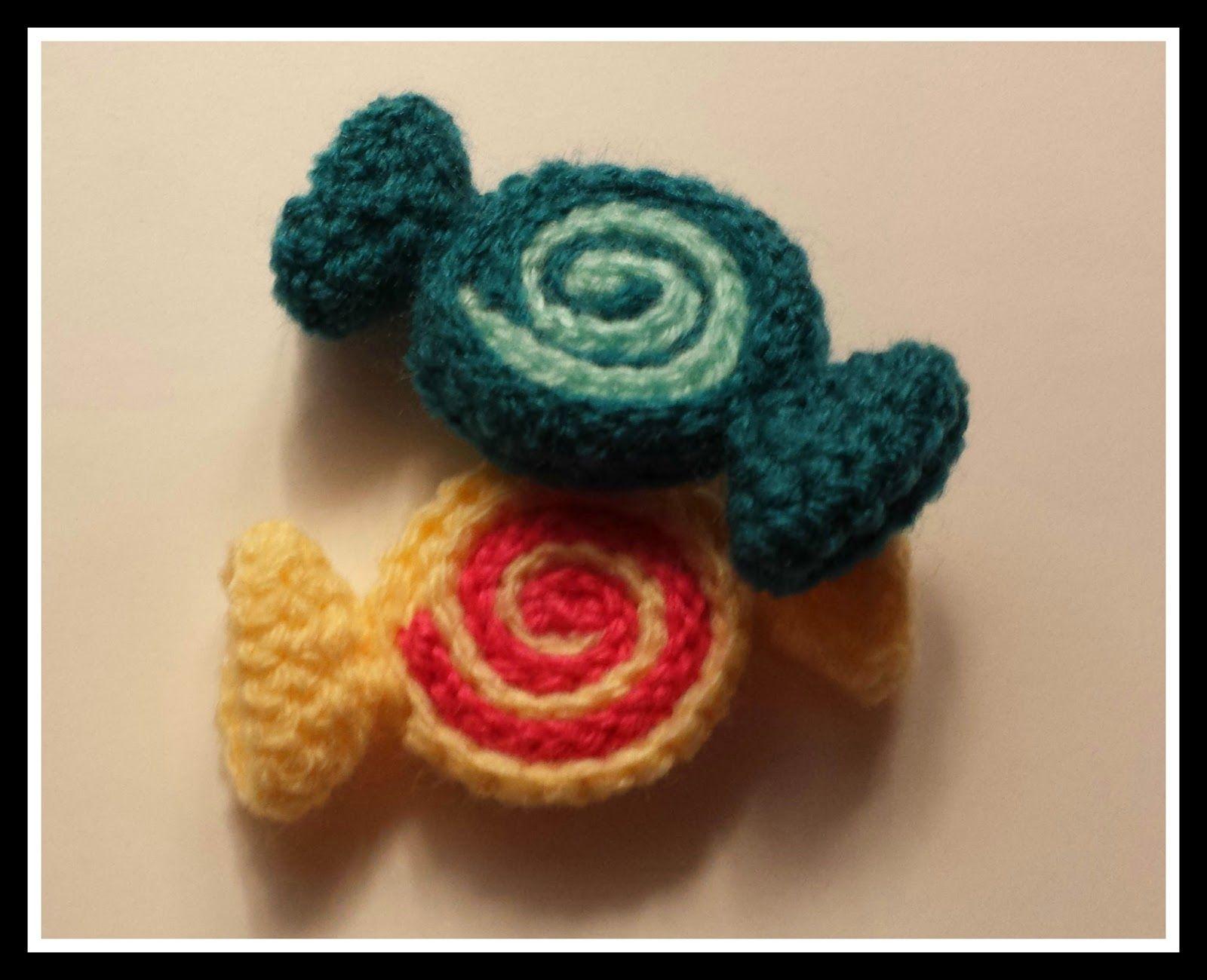caramella sweet - amigurumi crochet
