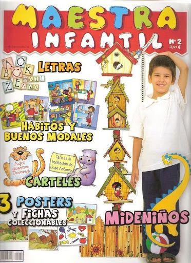 Maestra infantil 2 picasa web - Proyectos de patchwork ...