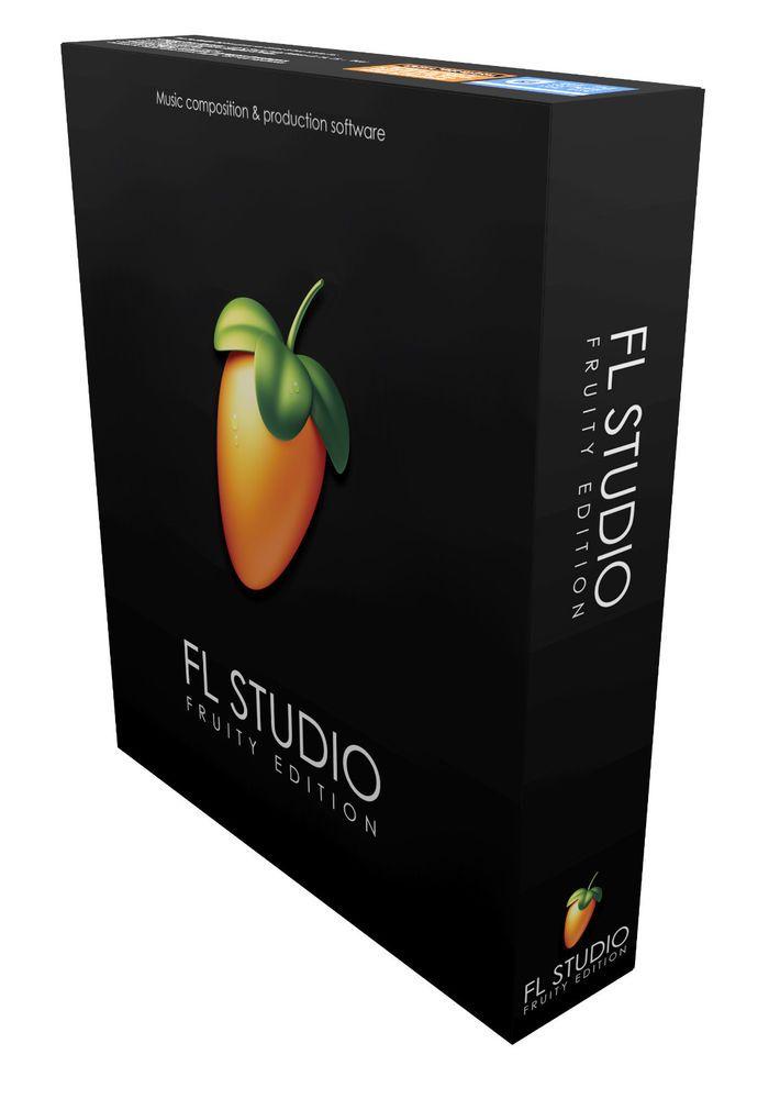 New Fl Studio 11 12 20 Fruity Loops Music Production Software Pc Mac Fruity Loops Music Software Fruity