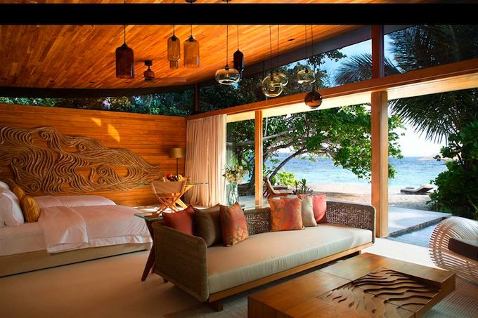 Stunning interior and exterior...Coco Prive, Maldives