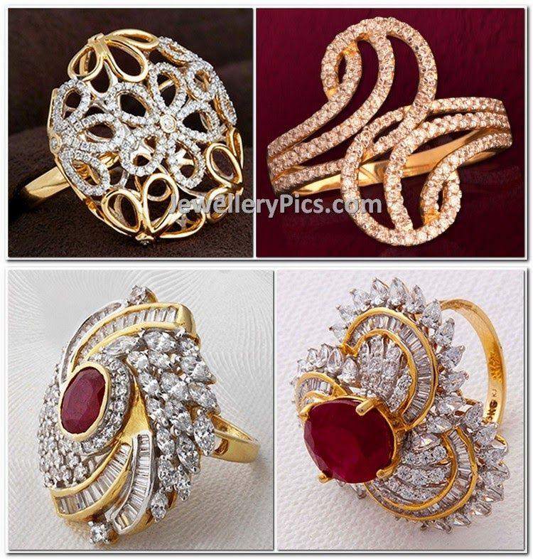 Kalyan Jewellers Diamond Ring Collection Jpg 750 786