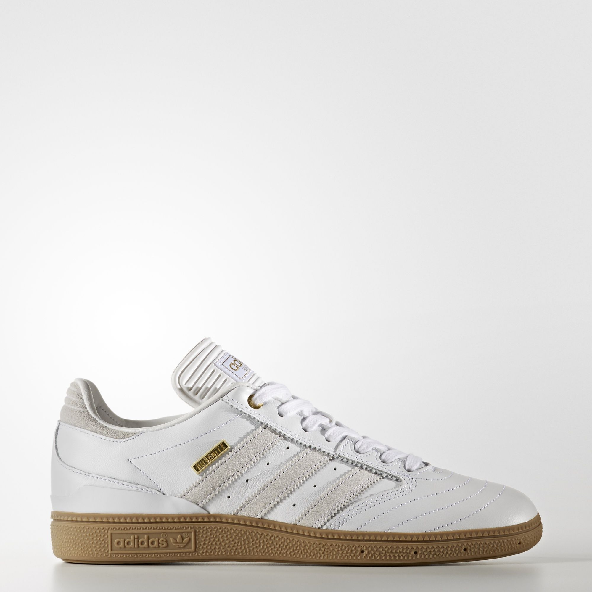 White Shoes Busenitz | adidas US