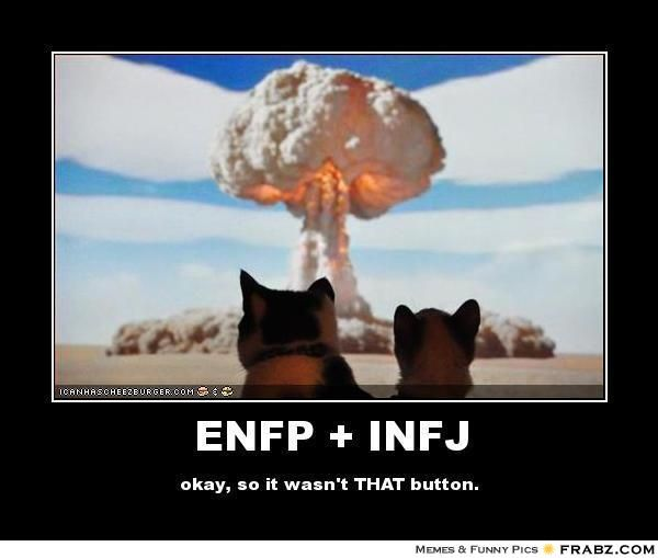 enfp and intj dating memes