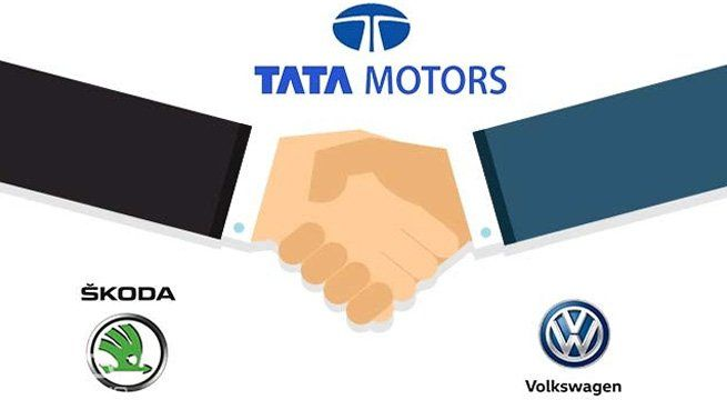 Mumbai Tata Motors on Friday said it has entered into a long-term
