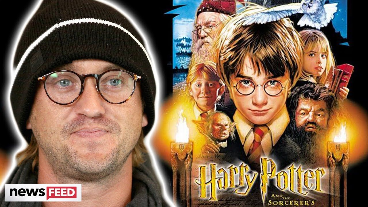 Tom Felton Teases Harry Potter Reunion Youtube Tom Felton Felton Harry