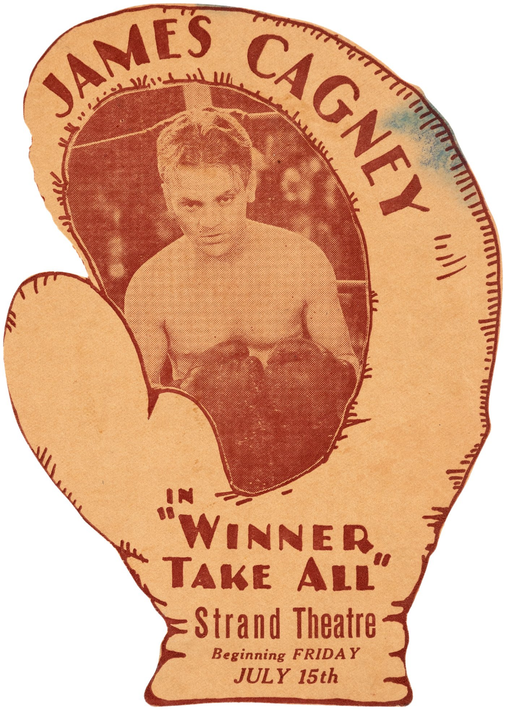"""WINNER TAKE ALL"" (1932) JAMES CAGNEY James cagney"
