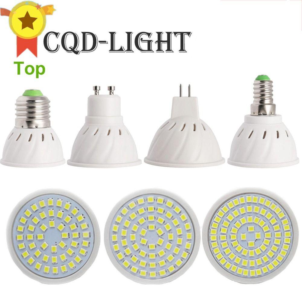 Cqd light e27 e14 mr16 gu10 led ampoule lampe 110 v 220 v cqd light e27 e14 mr16 gu10 led ampoule lampe 110 v 220 v bombillas led parisarafo Choice Image