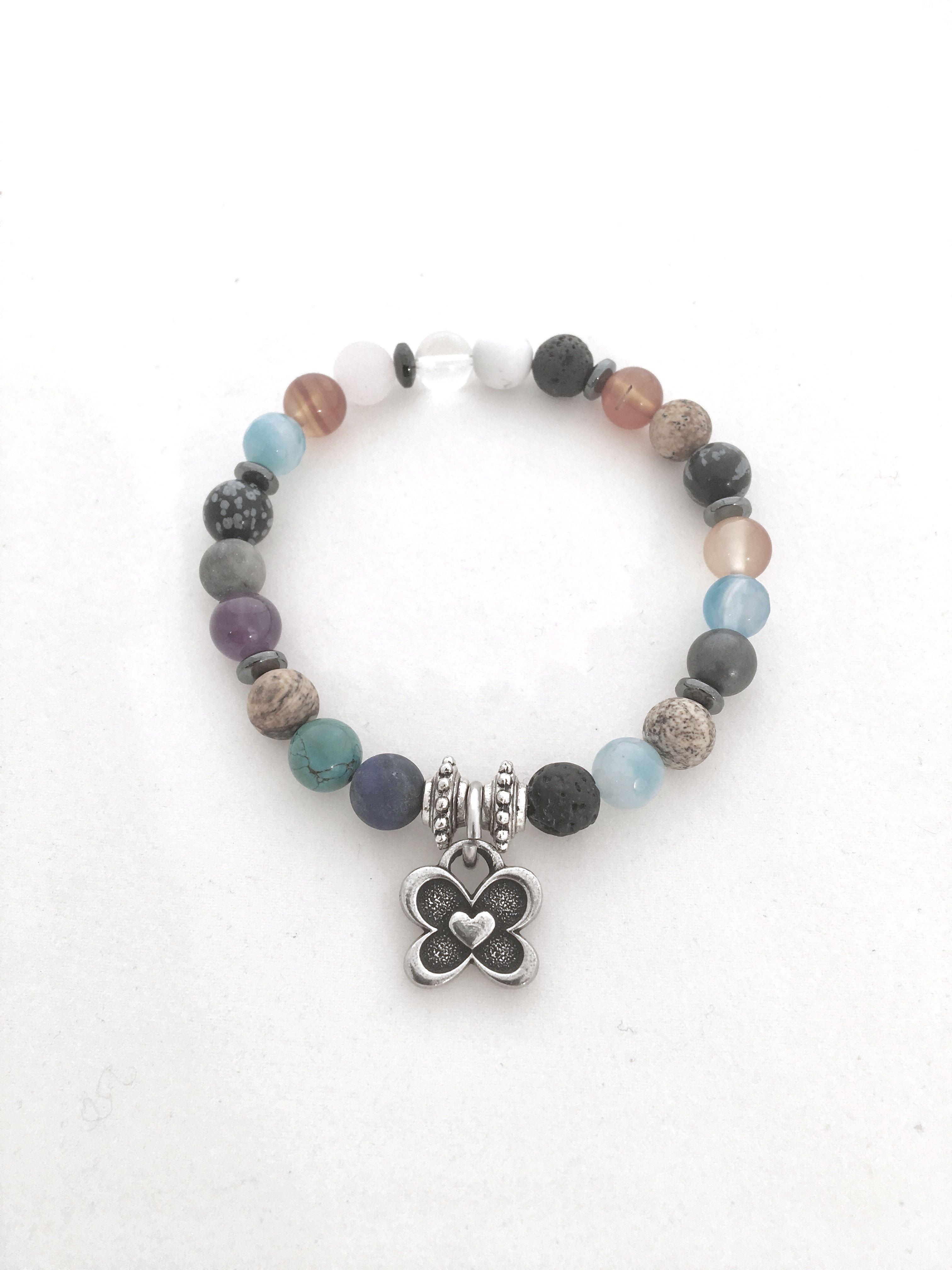 0e5b262c212 Charma Power | Custom Gemstone Charm Bracelets | Beads Galore in ...