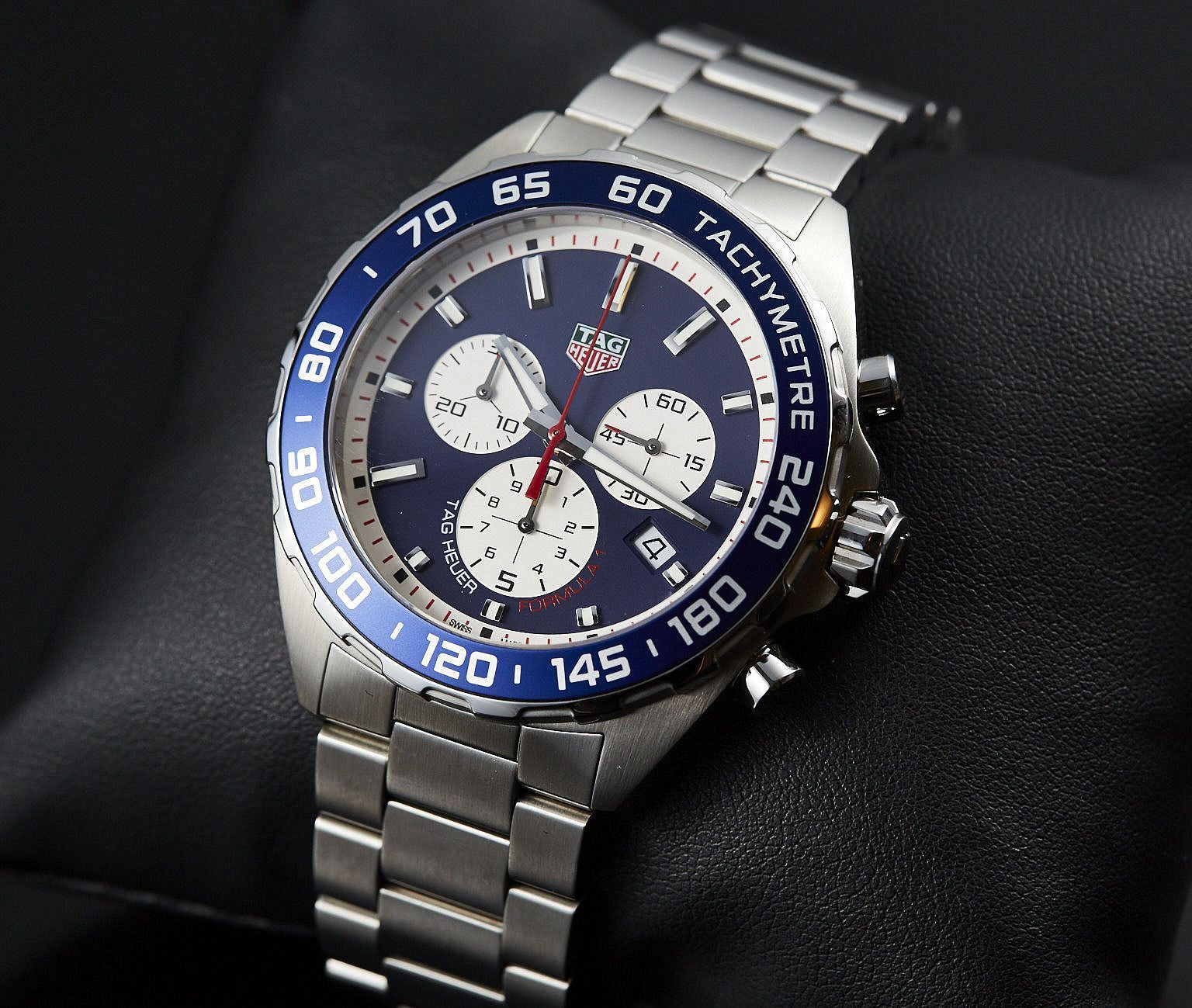 Tag heuer formula 1 red bull edition - bracelet | Watch ...