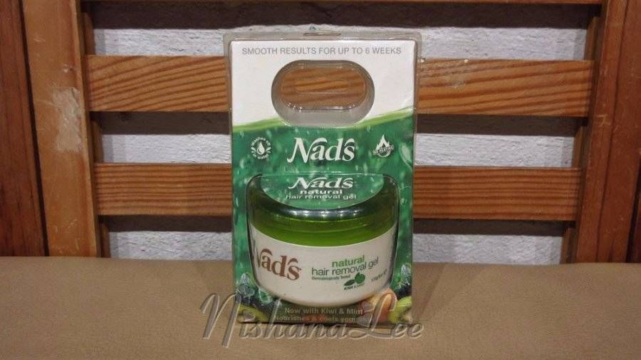 New Nad's NoHeat Hair Removal Gel Nads (With images