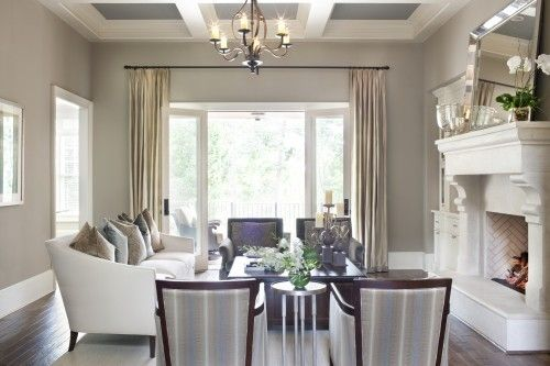 9 Fabulous Benjamin Moore Cool Gray Paint Colors | Grey ...