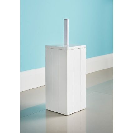 Maine Toilet Brush Premium Home Accessories Inspired By The Distinctive New England Style This Stylish Brush Will Also Keep Your Bath Toilet Brush Bathroom Storage Boxes Toilet