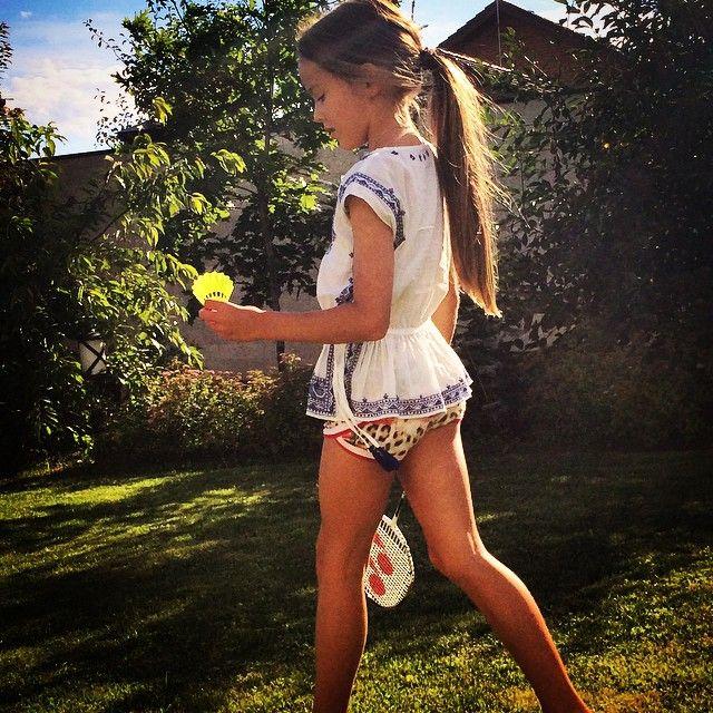 9-ročná ruská modelka so zjavom anjela pobláznila celý svet