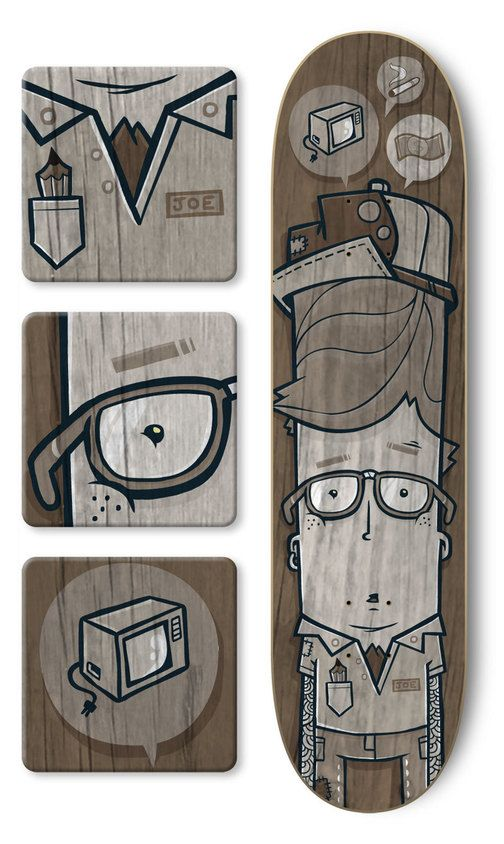 100 Epic Examples Of Skateboard Art Skateboard Design Skateboard Deck Art Skateboard