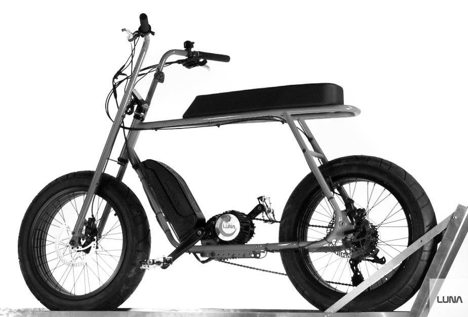 Luna Banana Bbshd Ebike Ebike Electric Bike Electric Bicycle
