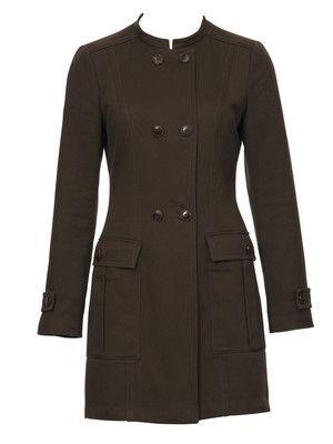 Schnittmuster: Gehrock - leicht tailliert - Lange Jacken - Jacken ...