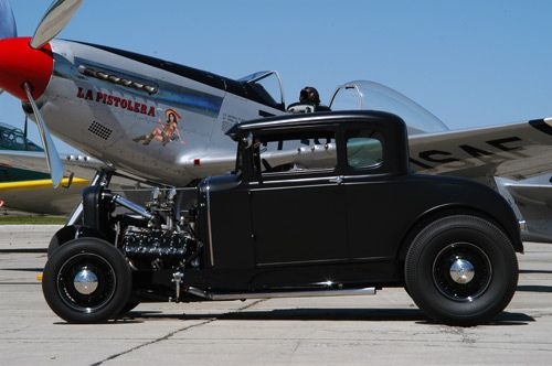Ryan Cochran - '30 Ford Model A by Iowahawk Blog, via Flickr