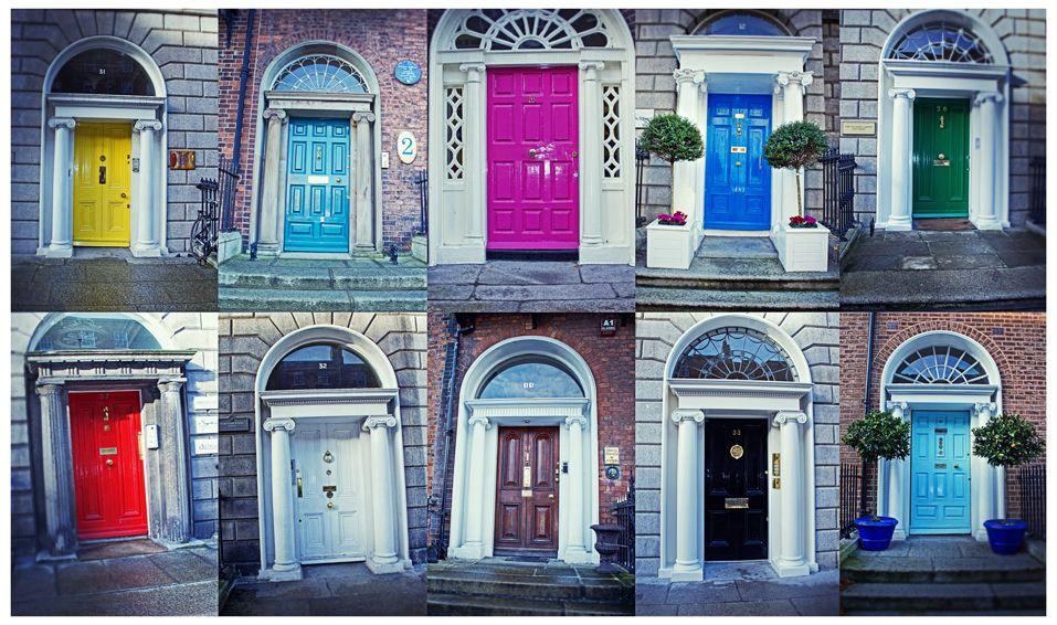 dublin doors & dublin doors | Doors | Pinterest | Doors Ireland and Dublin ireland