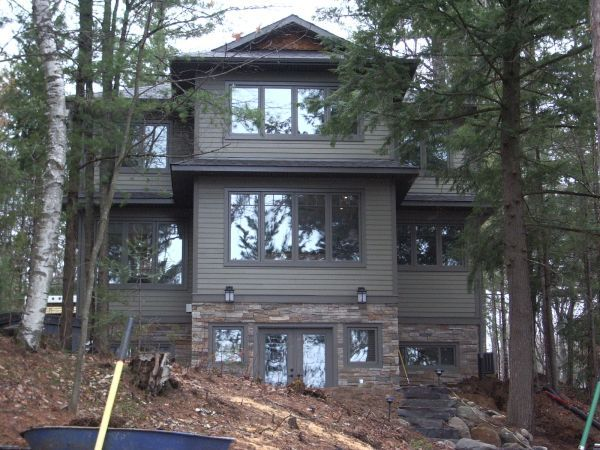 peter smith construction muskoka cottage design building - Cottages To Build