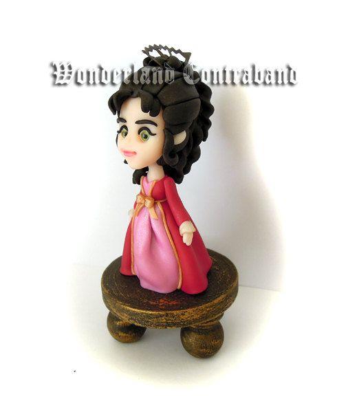 NEW  Buffy Halloween  Miniature Sculpture  by WonderlandContraband