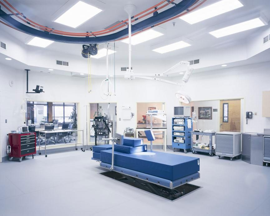 Bda architecture veterinary hospitals equinemixed
