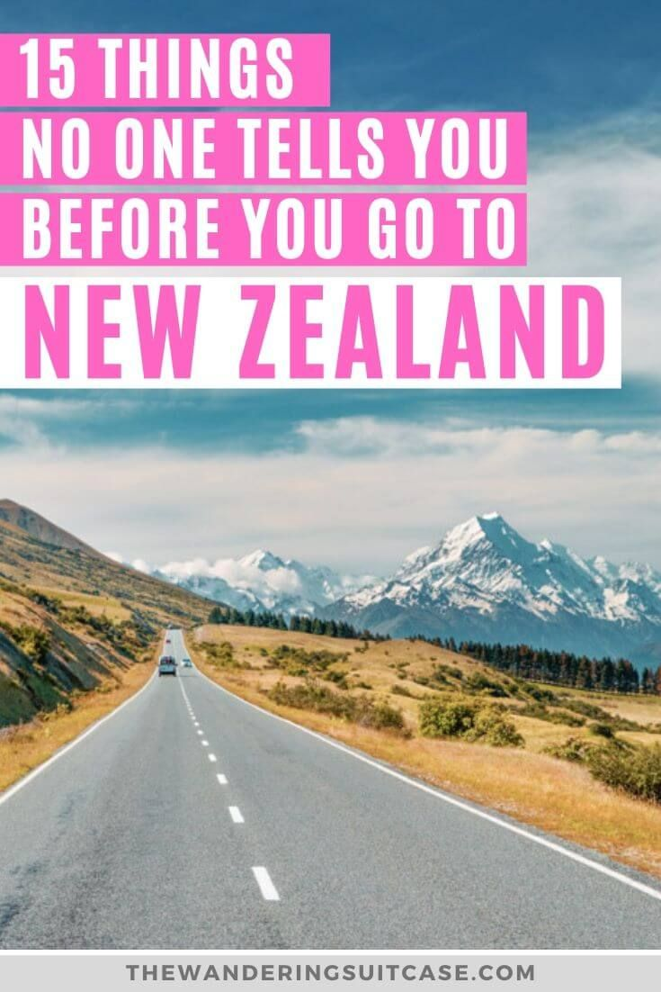 Things to know before you go to New Zealand, covering travel tips and advice for traveling to New Zealand for the first time