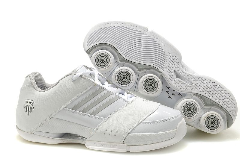 Adidas T Mac 6(VI) Tracy McGrady Shoes White  c0f610d13