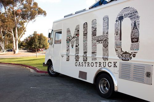 San Diego Food Trucks Lack Letter Grades With Images Food Truck San Diego Food Food Truck Design