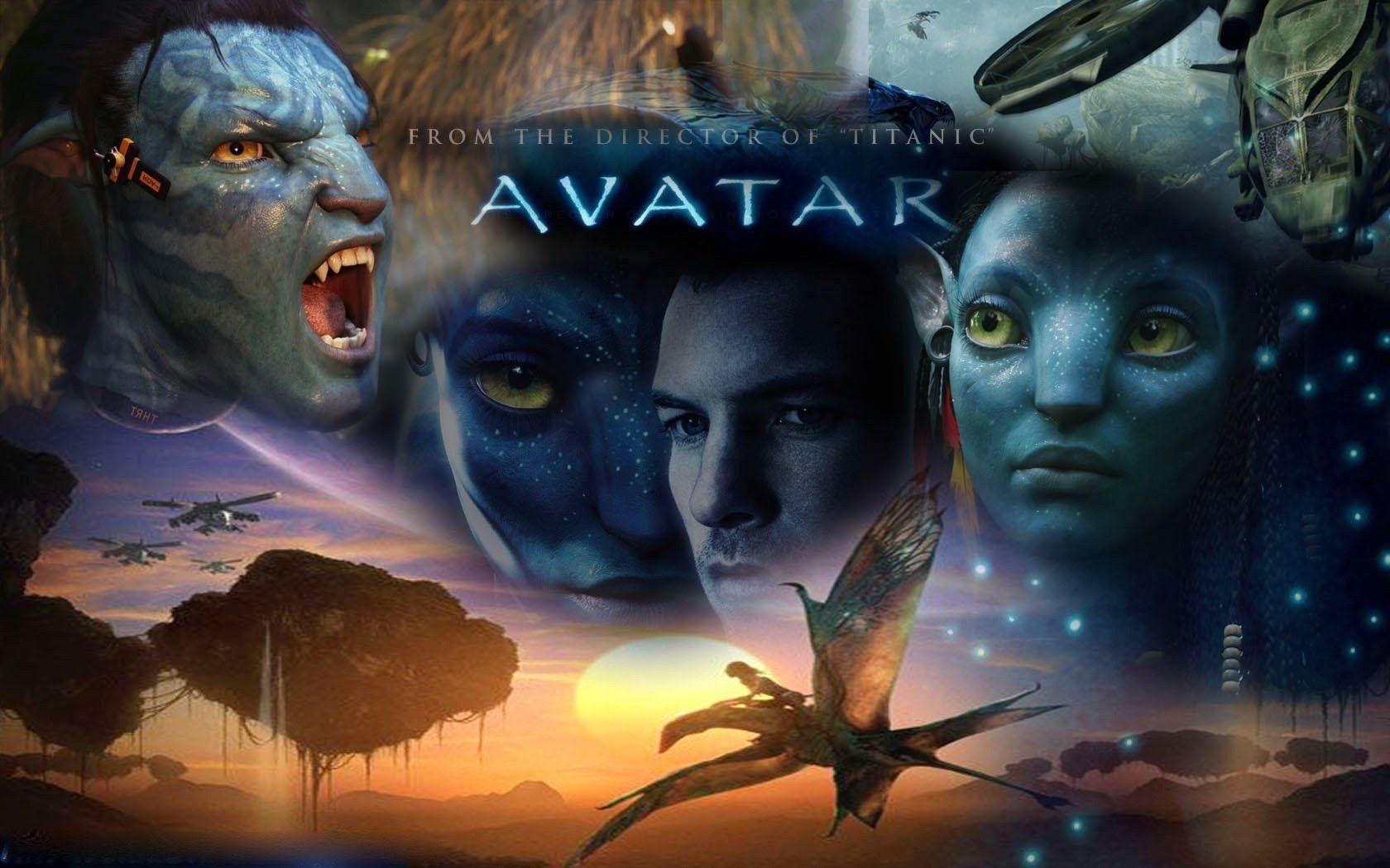 Avatar teljes film magyarul 2009 3D film Pinterest